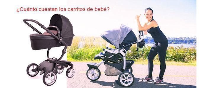 ¿Cuánto cuestan los carritos para bebé? Guía de precios
