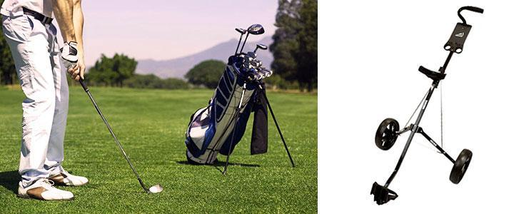 Carritos de golf
