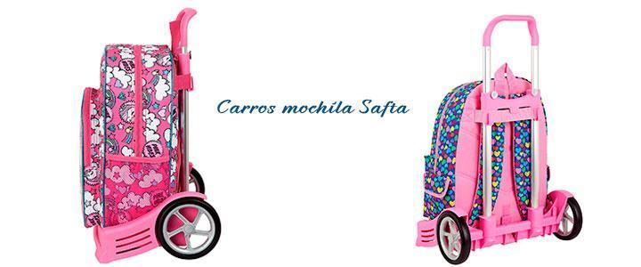 Mochila con ruedas Safta, precios baratos