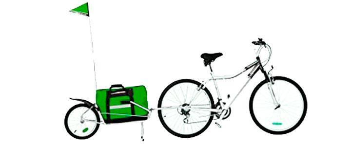 Remolques para bicicletas de carga